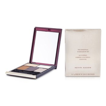Kevyn Aucoin The Essential Eye Shadow Set - Palette #3  1g/0.04oz