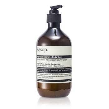 Aesop Rejuvenate Intensive Body Balm  500ml/17.02oz