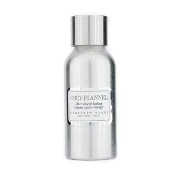 Geoffrey Beene Grey Flannel After Shave Lotion (Unboxed)  60ml/2oz