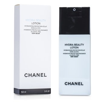 CHANEL Hydra Beauty Lotion Hydration Protection Radiance (Alcohol Free) - Very Moist 150ml/5oz