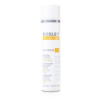 BosleyProfessional Strength Bos Defense Volumizing Conditioner (For Normal to Fine Color-Treated Hair) 300ml/10.1oz