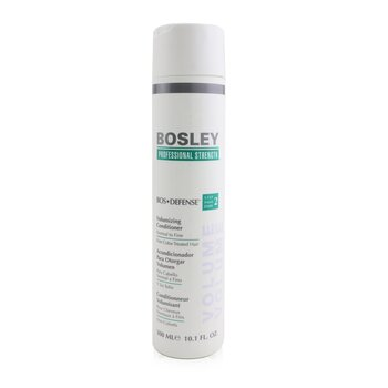 BosleyProfessional Strength Bos Defense Volumizing Conditioner (For Normal to Fine Non Color-Treated Hair) 300ml/10.1oz