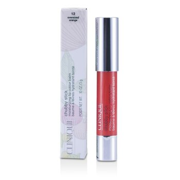 Clinique Chubby Stick – No. 12 Oversized Orange 3g/0.10oz