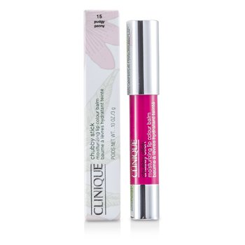 Clinique Chubby Stick - No. 15 Pudgy Peony 3g/0.10oz