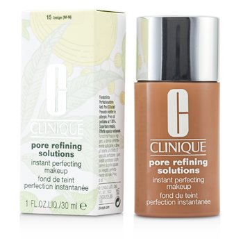 Clinique Pore Refining Solutions Instant Perfecting Makeup – # 15 Beige (M-N) 30ml/1oz