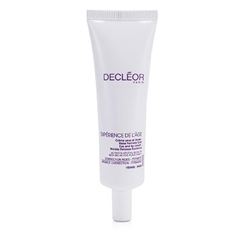 DecleorExperience De L'Age Eye & Lip Cream (Salon Size) 30ml/1oz
