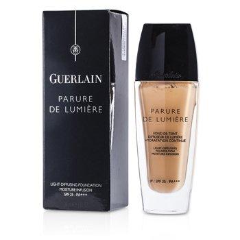 Guerlain Parure De Lumiere Light Diffusing Base Maquillaje Fluida SPF 25 - # 02 Beige Clair  30ml/1oz