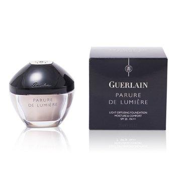 Guerlain Parure De Lumiere Light Diffusing Base Maquillaje Crema SPF 20 - # 02 Beige Clair  26ml/0.8oz