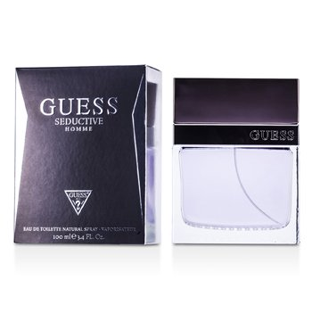GuessSeductive Eau De Toilette Spray 100ml/3.4oz