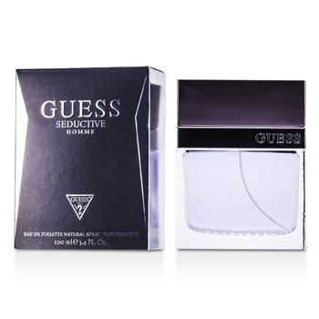 Guess Seductive Eau De Toilette Spray 100ml/3.4oz