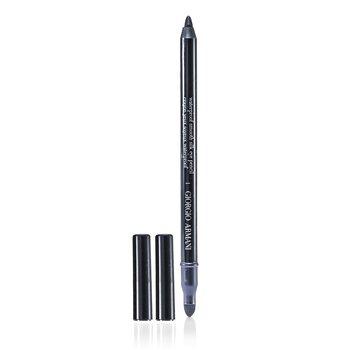 Купить Водостойкий Шелковистый Карандаш для Глаз - # 01 (Черный) 1.2g/0.04oz, Giorgio Armani