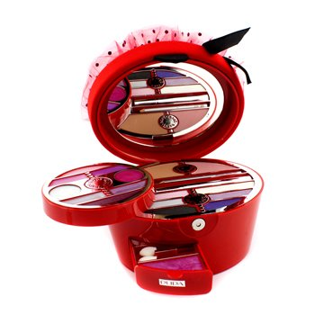 Pupa Haute Couture Vanity Collection - (Passion Pois) # 13 Fashion Shades 24g/0.85oz