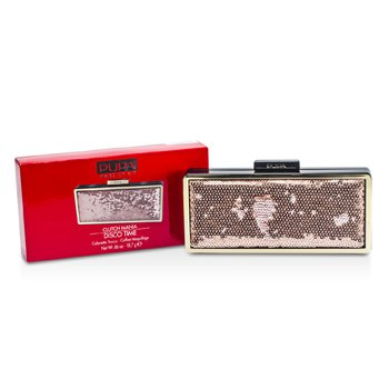 Pupa Clutch Mania Disco Time - (Gold) # 03 Brown Shades 18.7g/0.66oz