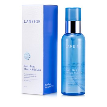 LaneigeWater Bank Mineral Skin Mist (For All Skin Types) 120ml/4oz