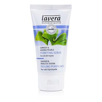 Lavera Purifying Scrub (For All Skin Types)  50ml/1.6oz