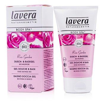 LaveraBody SPA - Shower & Bath Gel Wild Rose 150ml/5oz