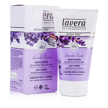 LaveraBody SPA - Body Lotion Lavender - Aleo Vera 150ml/5oz