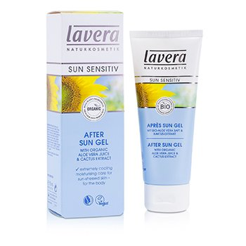 LaveraSun Sensitiv - After Sun Gel 75ml/2.5oz