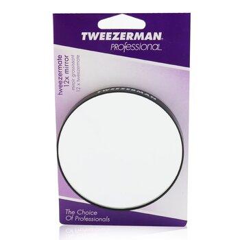 TweezermanProfessional TweezerMate 12X Espejo Aumento