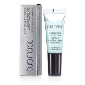 Laura MercierSheer Creme Eye Colour - Aqua Pastel 8.5ml/0.29oz