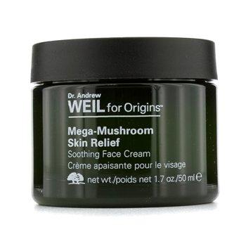OriginsDr. Andrew Mega-Mushroom Skin Relief Soothing Face Cream 50ml/1.7oz