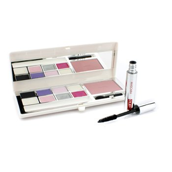 Pupa Haute Couture Palette A Porter - (Paris Touch) # 14 Fashion Shades 16.9g/0.6oz