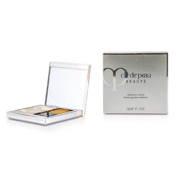 Cle De Peau Luminizing Face Enhancer (Case + Refill) - # 12 Gold  10g/0.35oz