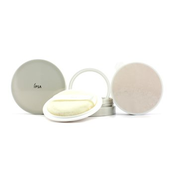Ipsa Pure Loose Powder - #1 (Light Beige)  15g/0.52oz