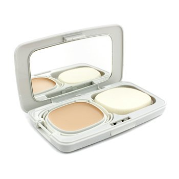 Ipsa Pure Protect Liquid Compact SPF20 With Case - #101 (Slightly Light Color In Ochre Tone)  12g/0.42oz