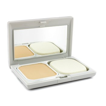 Ipsa Pure Protect Powder Compact SPF25 With Case - #100 (Light Color In Ochre Tone)  9g/0.31oz