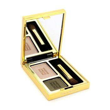 Elizabeth Arden Beautiful Color Sombra de Ojos Duo - # 01 Classic Khaki  3g/0.11oz