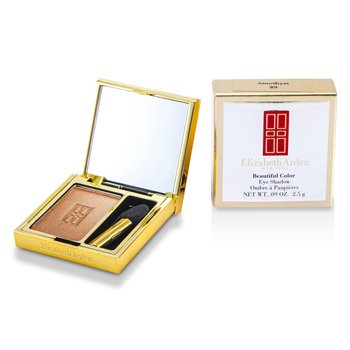 Elizabeth Arden Beautiful Color Eyeshadow - # 13 Shimmering Copper  2.5g/0.09oz