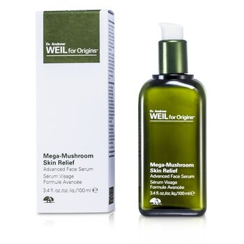 OriginsDr. Andrew Mega-Mushroom Skin Relief Advanced Face Serum 100ml/3.4oz