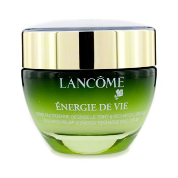 LancomeEnergy De Vie Dullness Relief & Energy Recharge Daily Cream (For All Skin Types, Made in France) 50ml/1.7oz