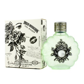 True Religion Eau De Parfum Spray 100ml/3.4oz