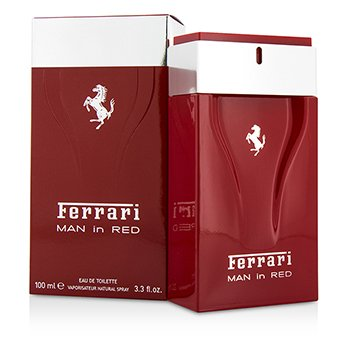 FerrariFerrari Man In Red Eau De Toilette Spray 100ml/3.3oz