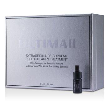 UltimaExtraordinaire Supreme Pure Collagen Tratamiento 28x5ml/0.17oz