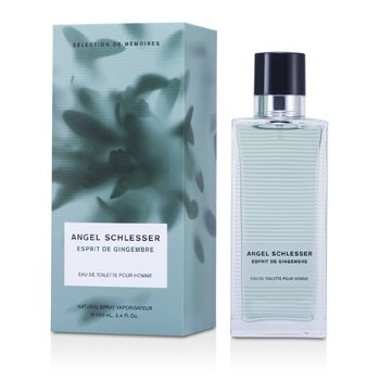 Angel Schlesser Esprit De Gingembre Eau De Toilette Spray  100ml/3.4oz