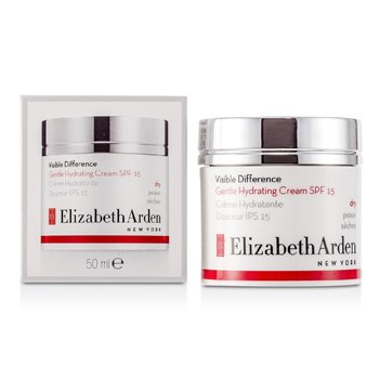 Elizabeth ArdenCreme Visible Difference Gentle Hydrating Cream SPF 15 (Pele seca) VDFN10038 50ml/1.7oz