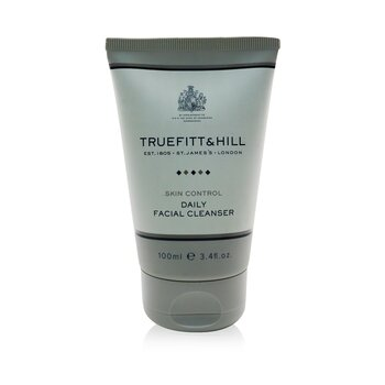 Truefitt & Hill Skin Control Jab�n Facial Diario  100ml/3.4oz