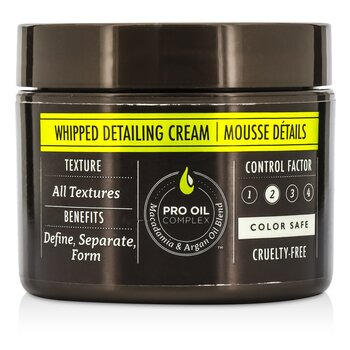 Macadamia Natural OilProfessional Whipped Detailing Cream 57g/2oz