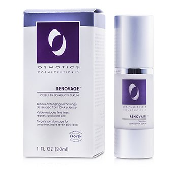 Renovage Cellular Longevity Serum 30ml/1oz