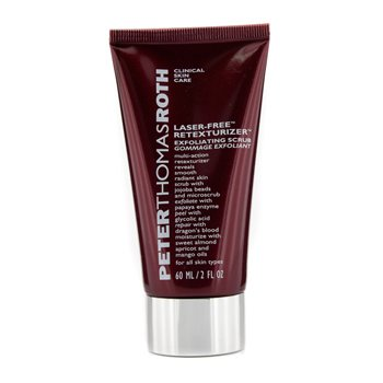 Peter Thomas RothLaser-Free Retexturizer Exfoliating Scrub 60ml/2oz