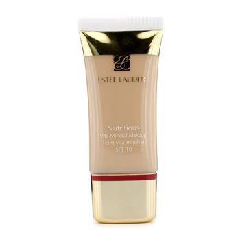 Estee Lauder Nutritious Vita Mineral Makeup SPF 10 - # Intensity 1.0 (Unboxed)  30ml/1oz