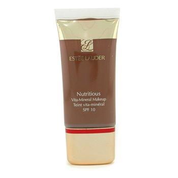Estee LauderNutritious Vita Mineral Makeup SPF 10 - # Intensity 6.0 (Unboxed) 30ml/1oz