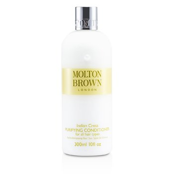 Molton Brown Indian Cress Purifying Conditioner  300ml/10oz