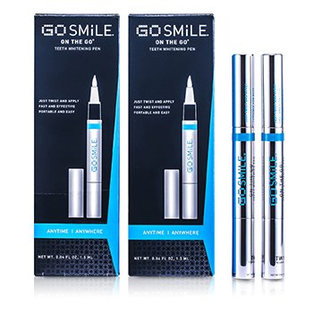 GoSmile On The Go L�piz Blanqueador Dientes Duo GS123  2x1.3ml/0.04oz