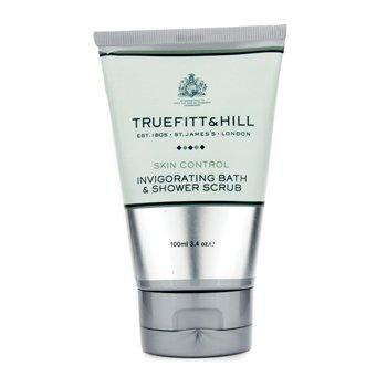 Truefitt & Hill Skin Control Invigorating Exfoliante Ba�o y Ducha (Tama�o Viaje)  100ml/3.4oz