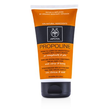 904d6417a3e Image of Apivita Shine   Revitalizing Conditioner with Citrus   Honey (For  All Hair Types