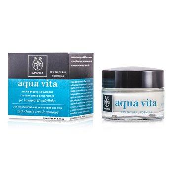 ApivitaAqua Vita 24H Crema Hidratante (Piel muy Seca) 50ml/1.76oz